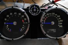 Lupo GTI weiß/blau