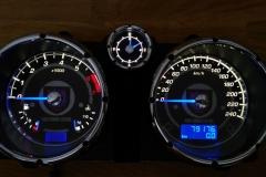 Polo 6N2 GTI weiß/blau